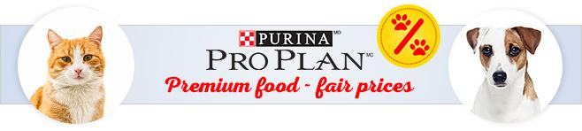 Purina Pro Plan Dog & Cat Food