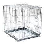 Cages de transport métalliques pour chien